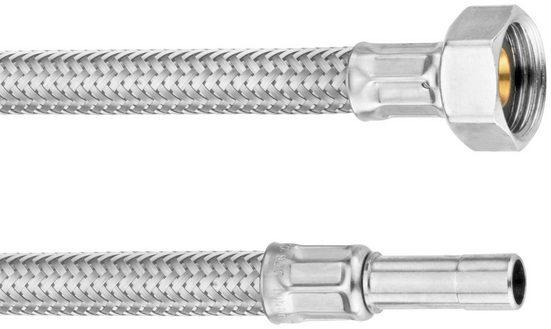 "CORNAT Verbindungsschlauch »1/2"" x 10 x 50 cm«, flexibel, 1/2"" x 10 x 50 cm"