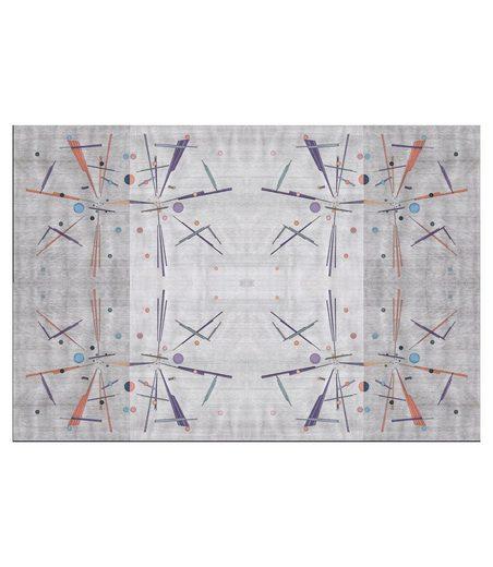 Markus Becker Kunstdruck »Die gespiegelten Kreise«
