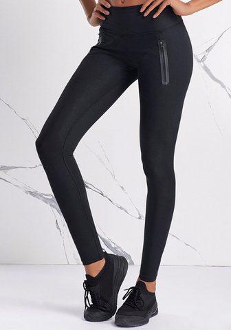 LASCANA ACTIVE Leggings su Reißverschlusstaschen