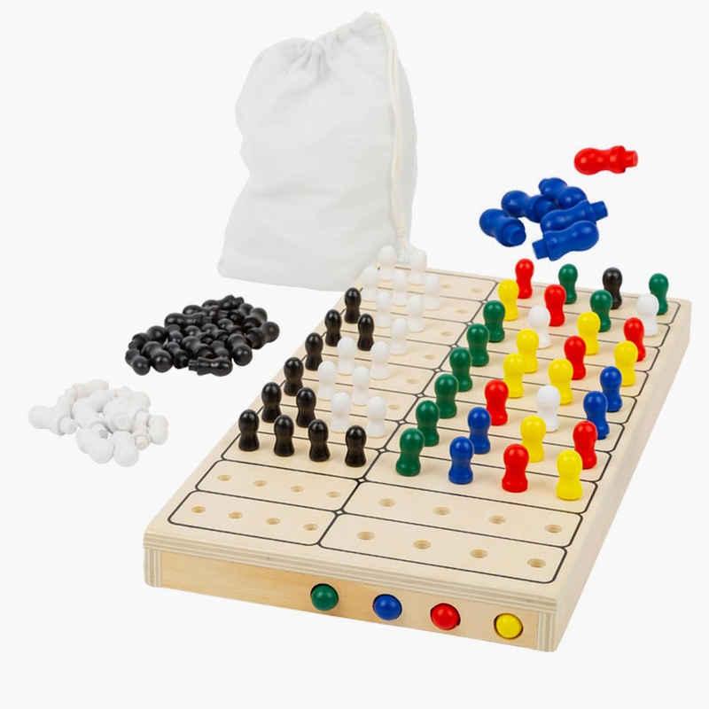 Small Foot Spiel, kinderspiel »Brettspiel Logikspiel Geheimcode«