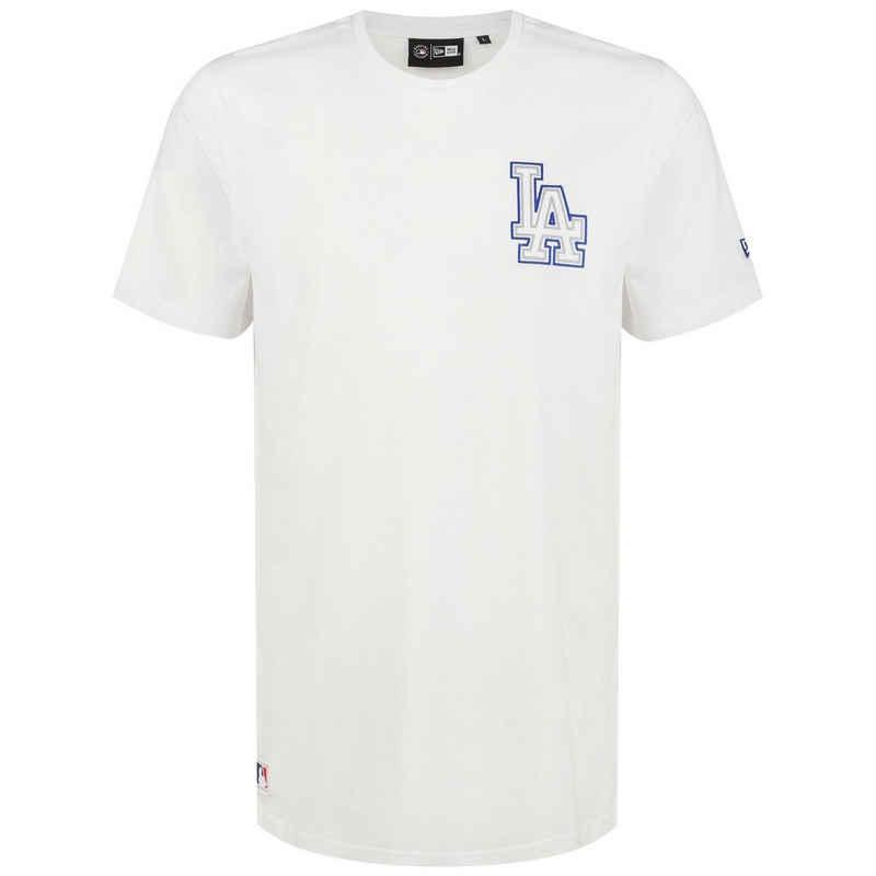 New Era T-Shirt »Mlb Los Angeles Dodgers Chain Stitch«