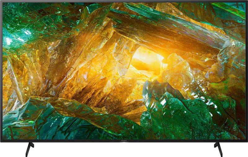 Sony KE-65XH8096 LED-Fernseher (164 cm/65 Zoll, 4K Ultra HD, Android TV, Smart-TV)