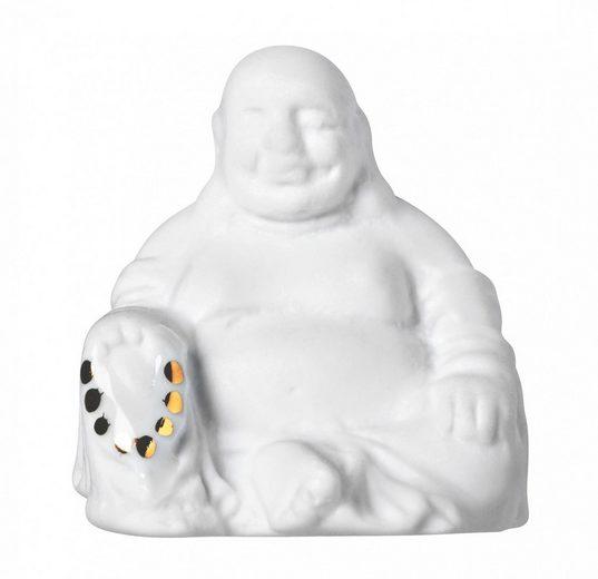 Räder Design Engelfigur »Herzstücke GLÜCKSKÄSTCHEN Relax Buddha«