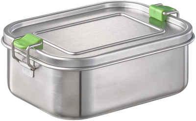 APS Lunchbox, Edelstahl 18/8, (1-tlg), nachhaltig, da wiederverwendbar