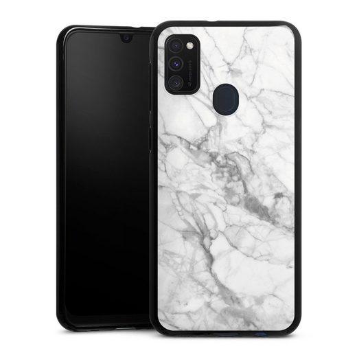 DeinDesign Handyhülle »Marmor« Samsung Galaxy M30s, Hülle Stein Marmor Muster