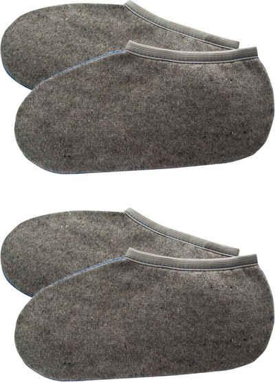 normani Thermosocken »2 Paar Rosshaarsocken« (2er-Set, 2 Paar) warme Füße in Gummistiefeln
