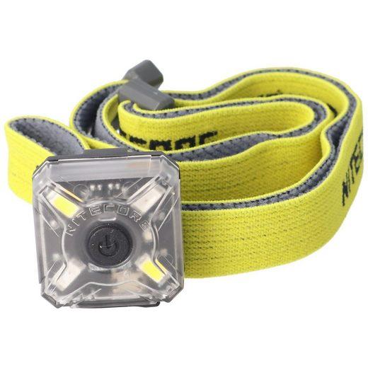 Nitecore LED Stirnlampe »Nitecore NU05 KIT LED Warnlicht inkl. Stirnband 4«