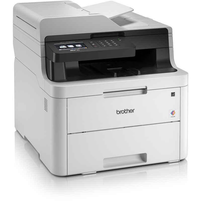Brother MFC-L3730CDN, USB, LAN, Scan, Kopie, Fax Multifunktionsdrucker