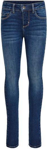 KIDS ONLY Skinny-fit-Jeans »KKONRACHEL DARK BLUE DNM JEANS« in schöner Waschung