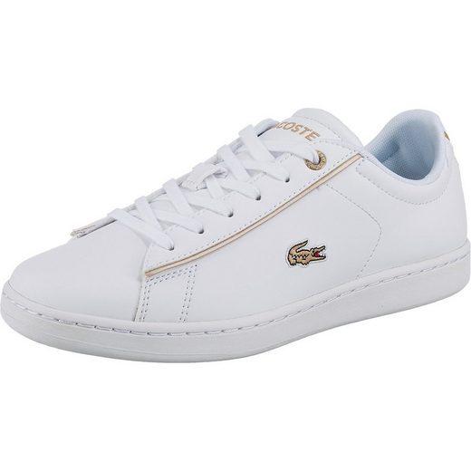 Lacoste »Sneakers Low CARNABY EVO für Mädchen« Sneaker