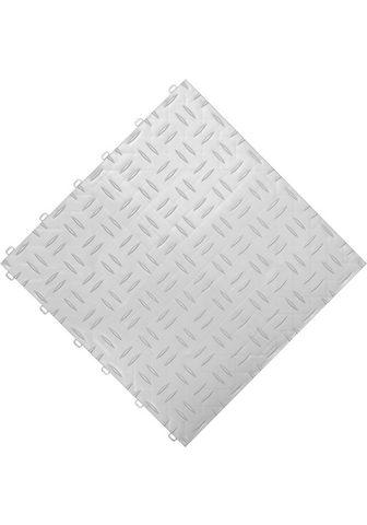 florco ® Terrassenplatten »grip« 40x40 cm 6-S...