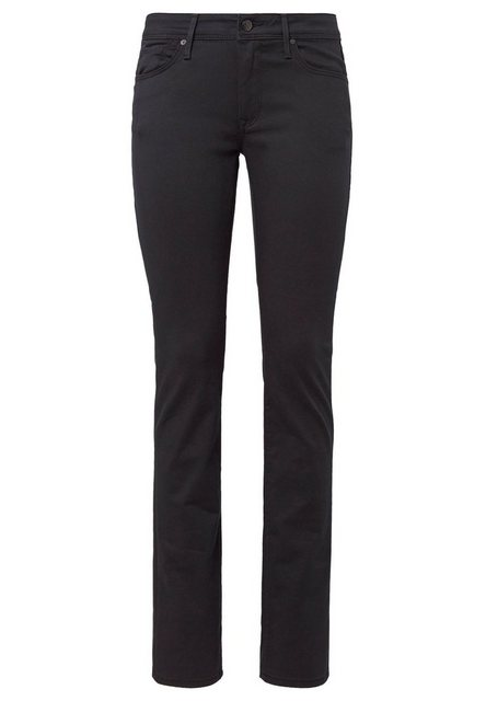 Hosen - Mavi Straight Jeans »OLIVIA« gerader Fit ›  - Onlineshop OTTO
