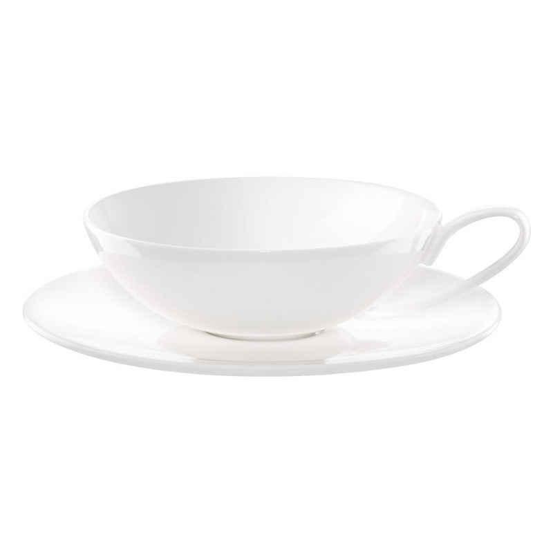 ASA SELECTION Tasse »à table Teetasse mit Untere 170 ml«, New Bone China