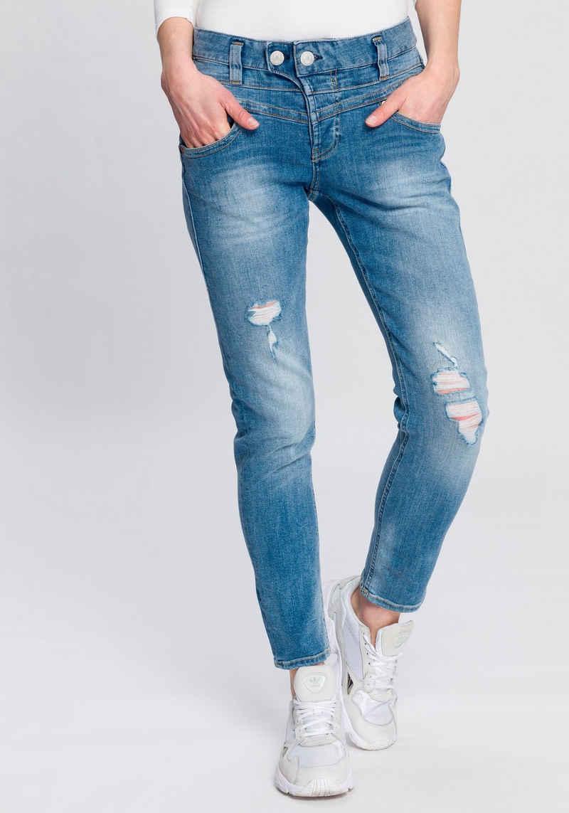 Herrlicher Boyfriend-Jeans »BIJOU« High Waist