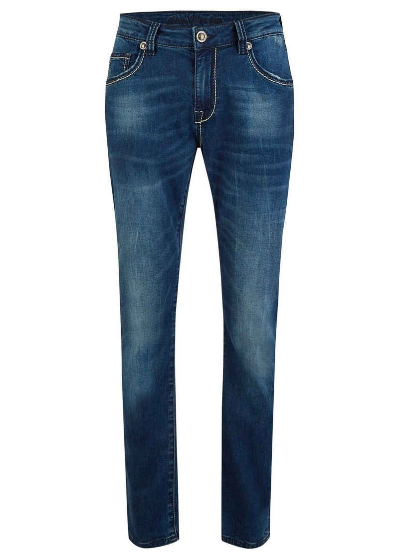Blue Monkey Slim-fit-Jeans »Gordan« (1-tlg)