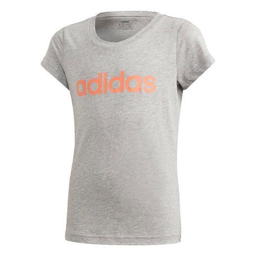 adidas Performance T-Shirt »Essentials Linear T-Shirt«