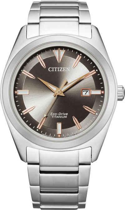 Citizen Chronograph »Super Titanium, AW1640-83H«