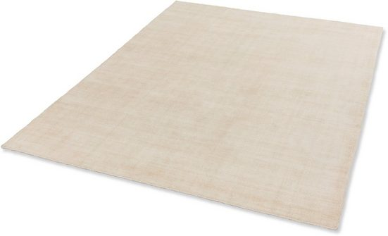 Teppich »Alessa«, SCHÖNER WOHNEN-Kollektion, rechteckig, Höhe 5 mm, Viskose