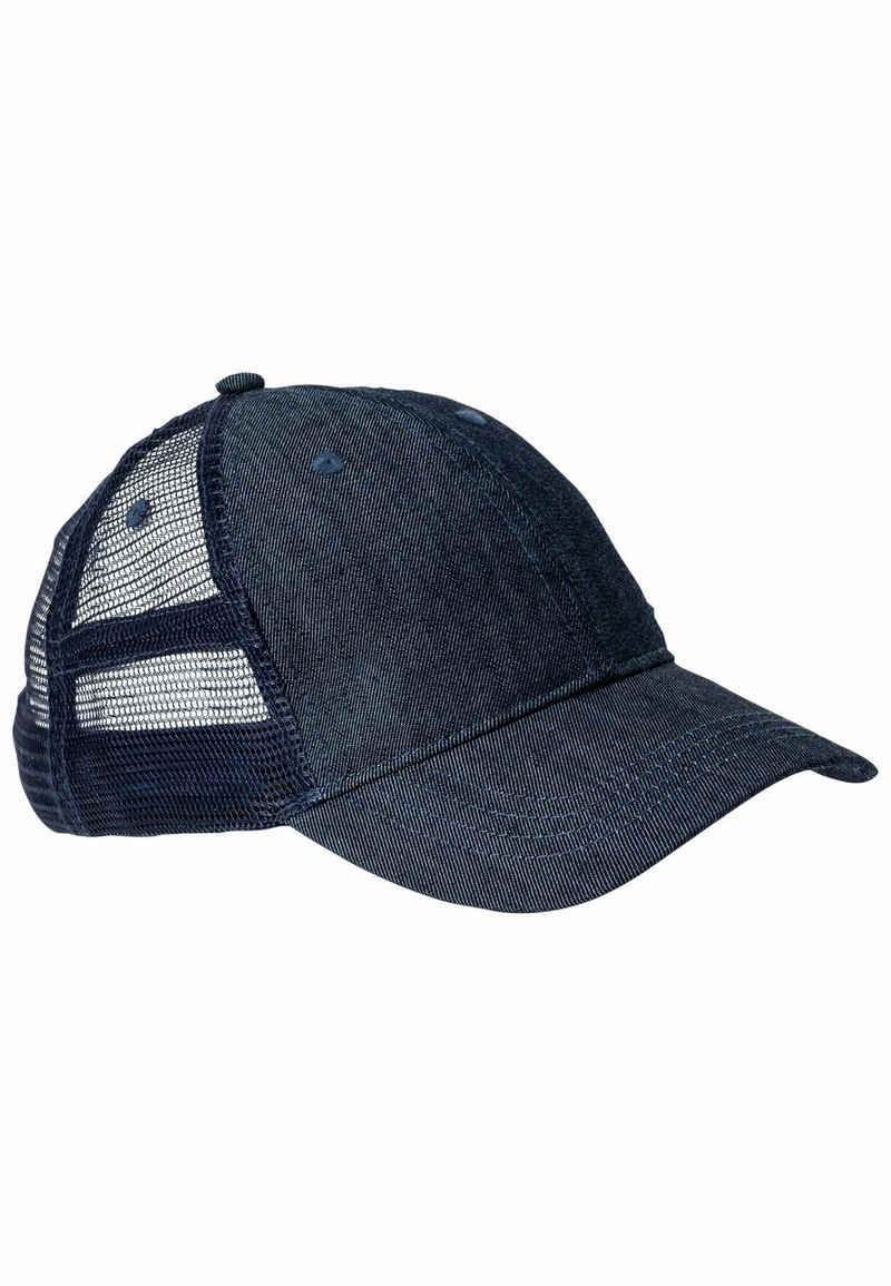 camel active Baseball Cap »Cap 6-Panel in Denim-Optik«