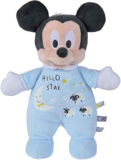 SIMBA Plüschfigur »Disney Mickey Glow in the dark, Starry Night, 25cm«, mit leuchtenden Elementen