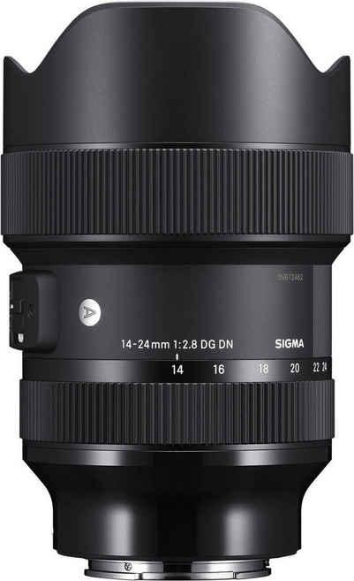 SIGMA »14-24mm f2,8 DG DN Art Sony E-Mount« Objektiv
