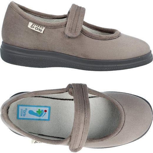 Dr. Orto »Medizinische Sommer-Schuhe für Damen« Spezialschuh Gesundheitsschuhe, Präventivschuhe, Sommer-Slipper