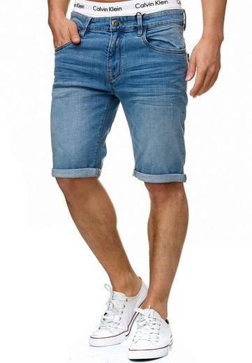 Indicode Jeansshorts »Caden«