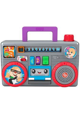 Fisher-Price ® Lernspielzeug »Lernspaß Boombox« su ...