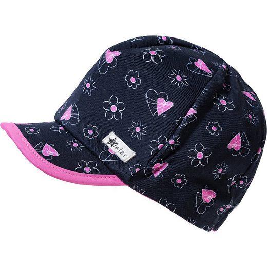 Sterntaler® Baseball Cap »Schirmmuetze - Mützen -«