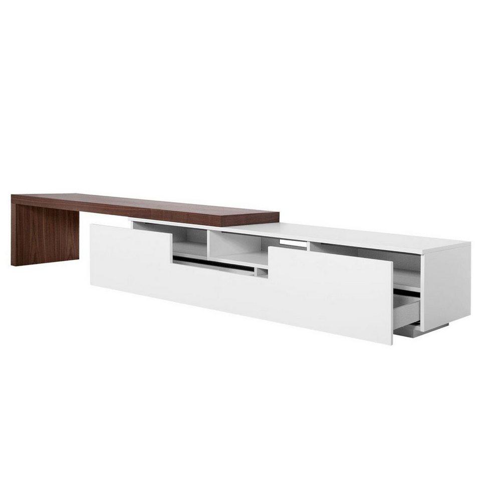 dynamic24 Lowboard (1 St), XXL TV Lowboard 3,90m Sideboard ...