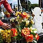 relaxdays Engelfigur »Grabengel betend«, Bild 3