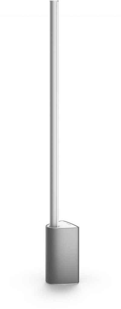 Philips Hue LED Tischleuchte »White & Col. Amb. Signe aluminium 1000lm«