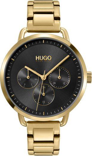 HUGO Multifunktionsuhr »#MELLOW, 1540073«