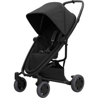 Quinny Kinder-Buggy »Buggy Zapp Flex Plus, Pink on Graphite«