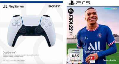 FIFA 22 + DualSense PlayStation 5