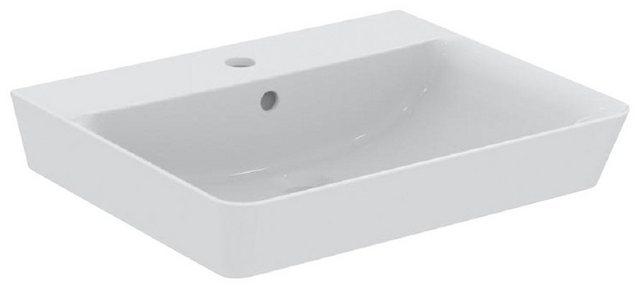 IDEAL STANDARD Waschbecken »Connect Air«| 60 cm| eckig | Bad > Waschbecken | Ideal Standard
