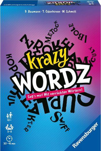 Ravensburger Spiel, »Krazy Wordz«, Made in Europe