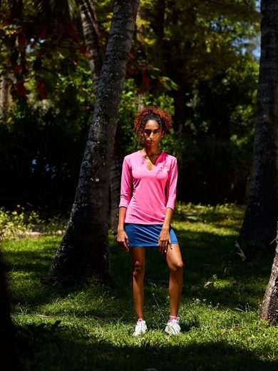 BIDI BADU Skort mit integrierter Shorts »Kate Tech«