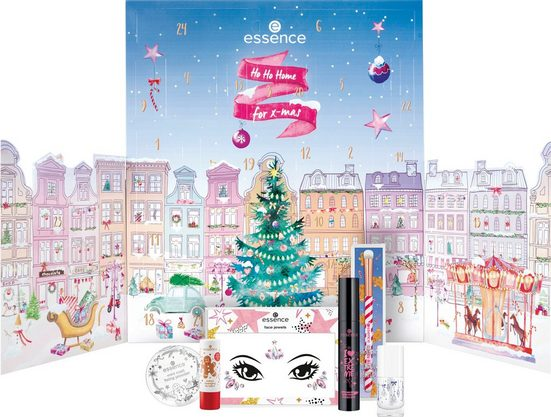 Essence Adventskalender »Ho Ho Home for x-mas«