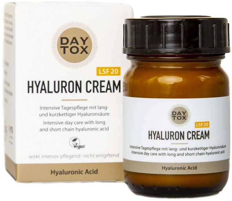 DAYTOX Gesichtspflege »Hyaluron Cream LSF20«