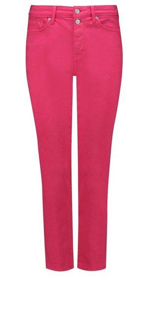 Hosen - NYDJ Sheri Slim Ankle »in Premium Denim« › rosa  - Onlineshop OTTO