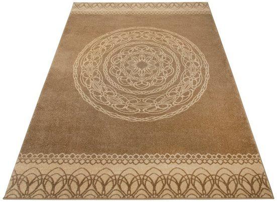 Teppich »Salome«, Home affaire, rechteckig, Höhe 12 mm