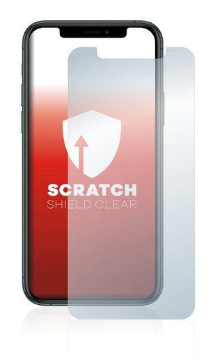 upscreen Schutzfolie »für Apple iPhone 11 Pro«, Folie Schutzfolie klar anti-scratch