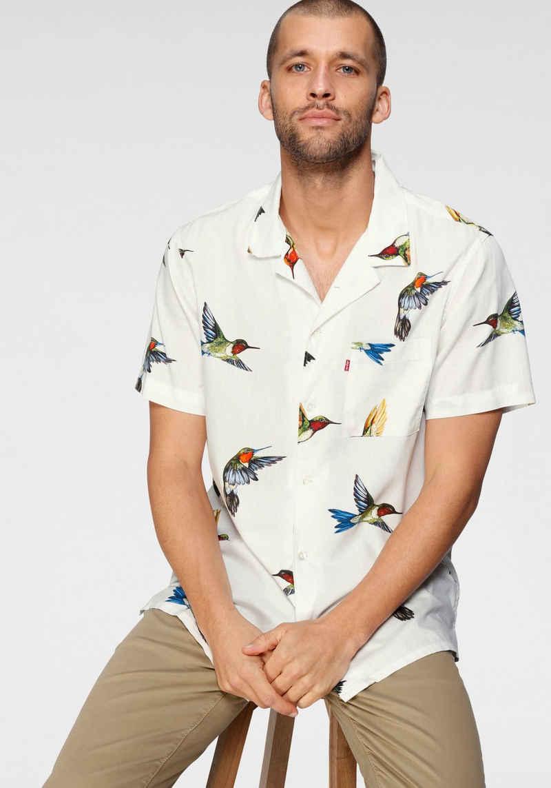 Levi's® Kurzarmhemd »LE CUBANO SHIRT« mit Alloverprint