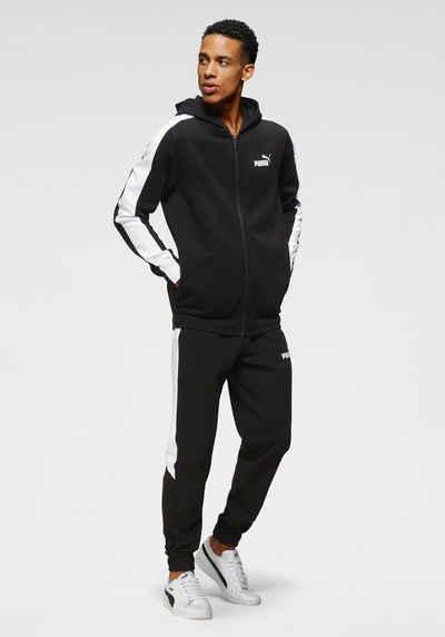 PUMA Jogginganzug »Hooded Sweat Suit FL« (Set, 2-tlg)