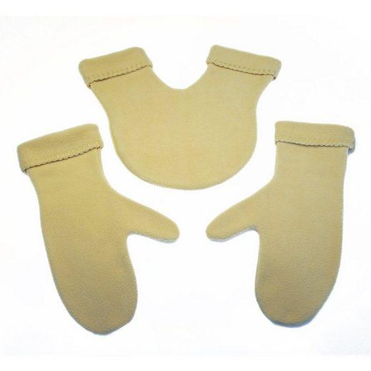 Radius Fleecehandschuhe »Handschuhe GLOVERS camel«