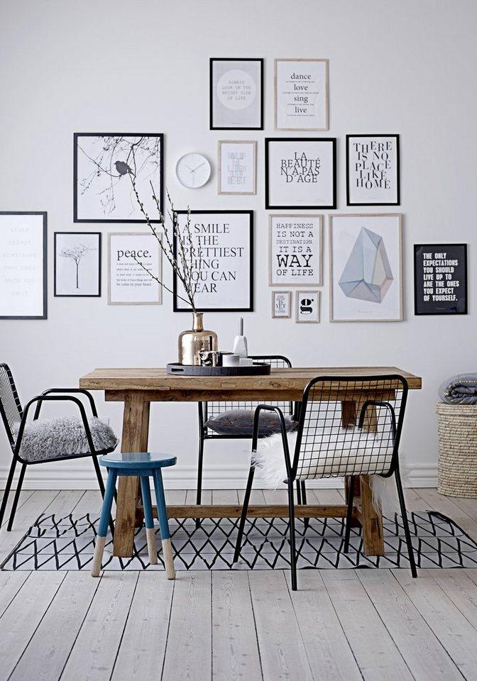 Wanddekoration mit Bilder