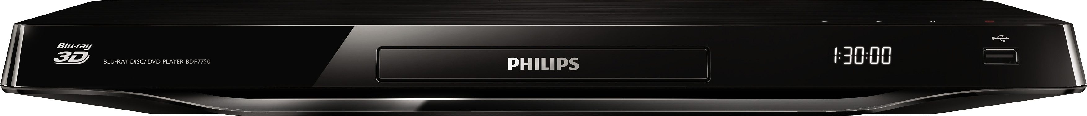 Philips BDP7750 3D Blu-ray-Player