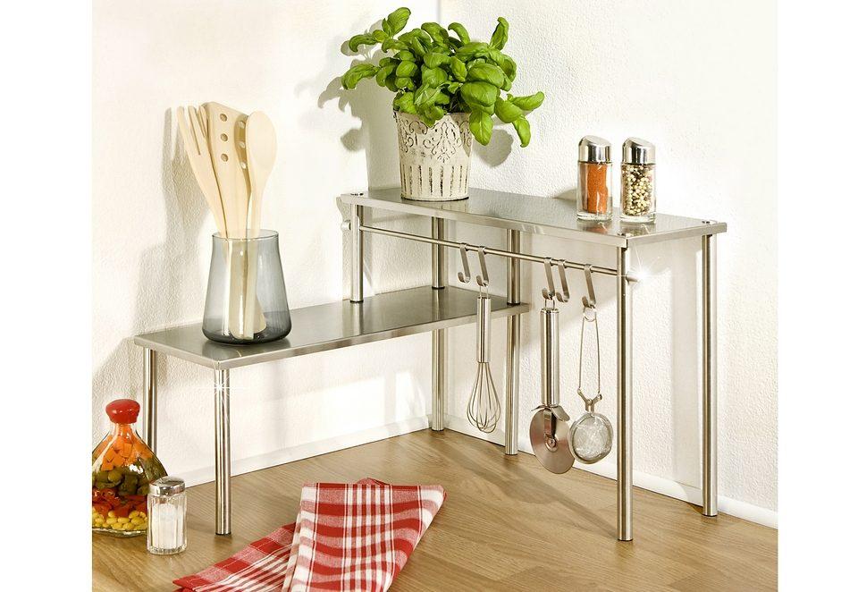 Küchen-Eckregal, Wenko