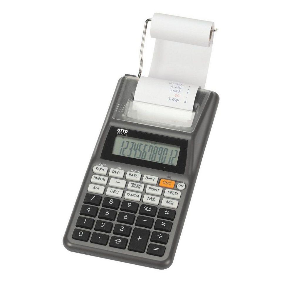 OTTO Office Standard Druckender Tischrechner »OC-P12x« mit Netzteil